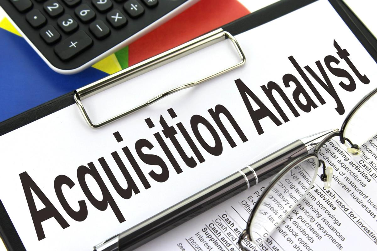 Acquisition Analyst