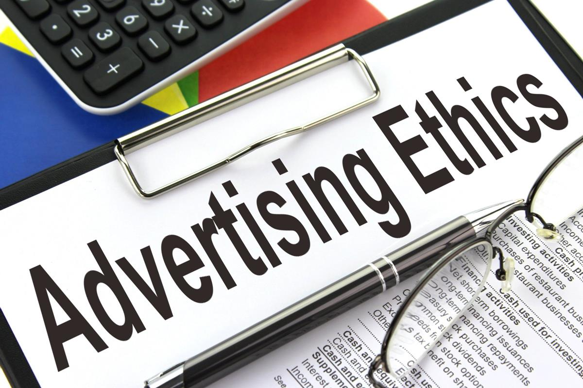 ethics in advertising Throughout history, famous people have often been cited as exhibiting some of the best and the worst behaviors within american history, the very names of some presidents evoke notions of.