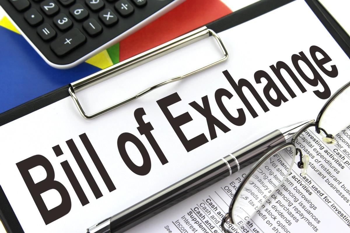 Bill of exchange clipboard image bill of exchange thecheapjerseys Gallery