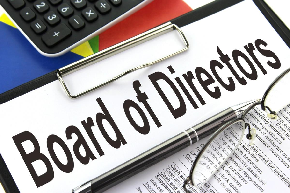 Board Of Directors For The Valemount Food Bank