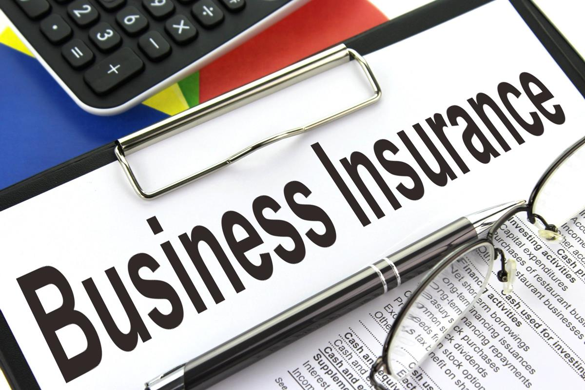 Business Insurance - Clipboard image