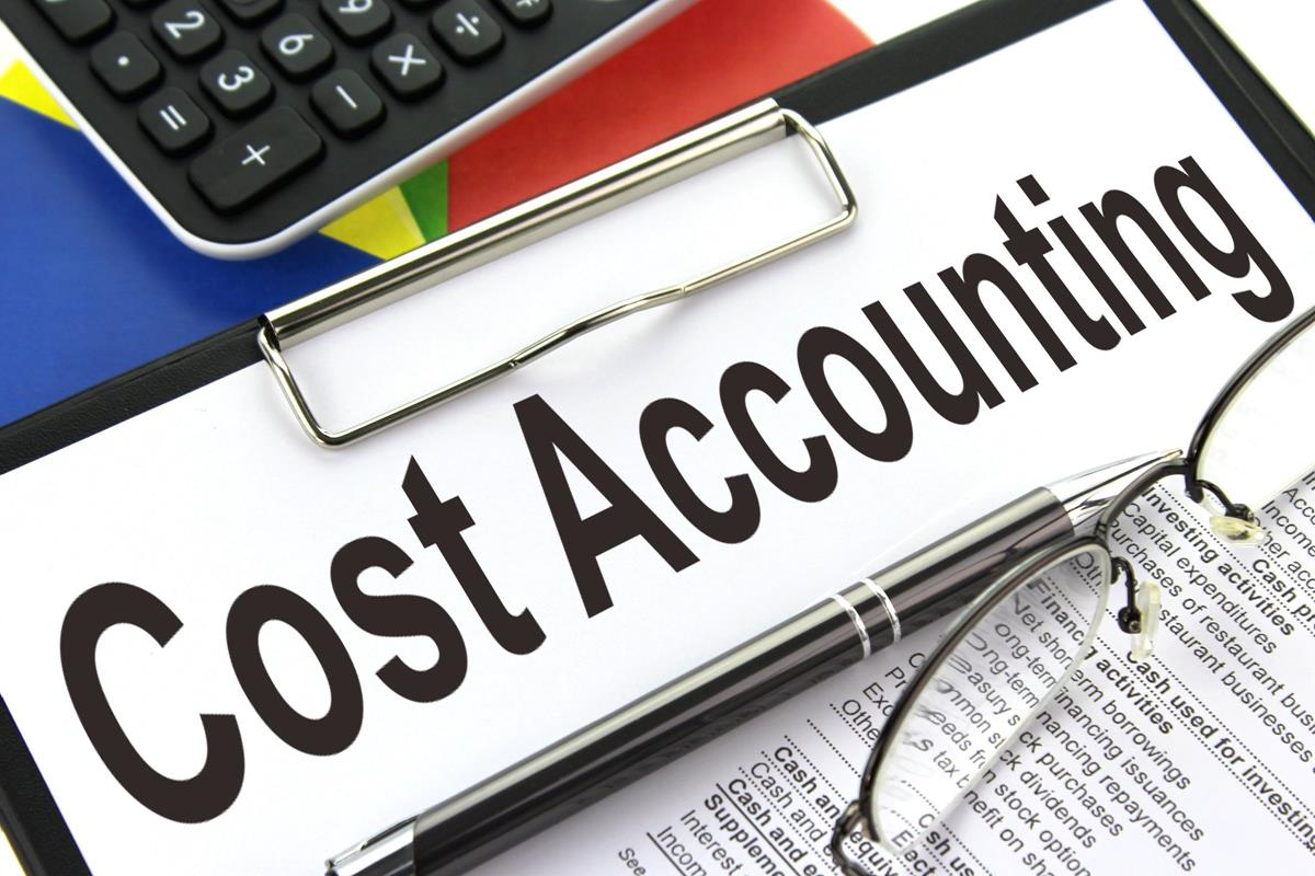 definition of cost accounting by different authors