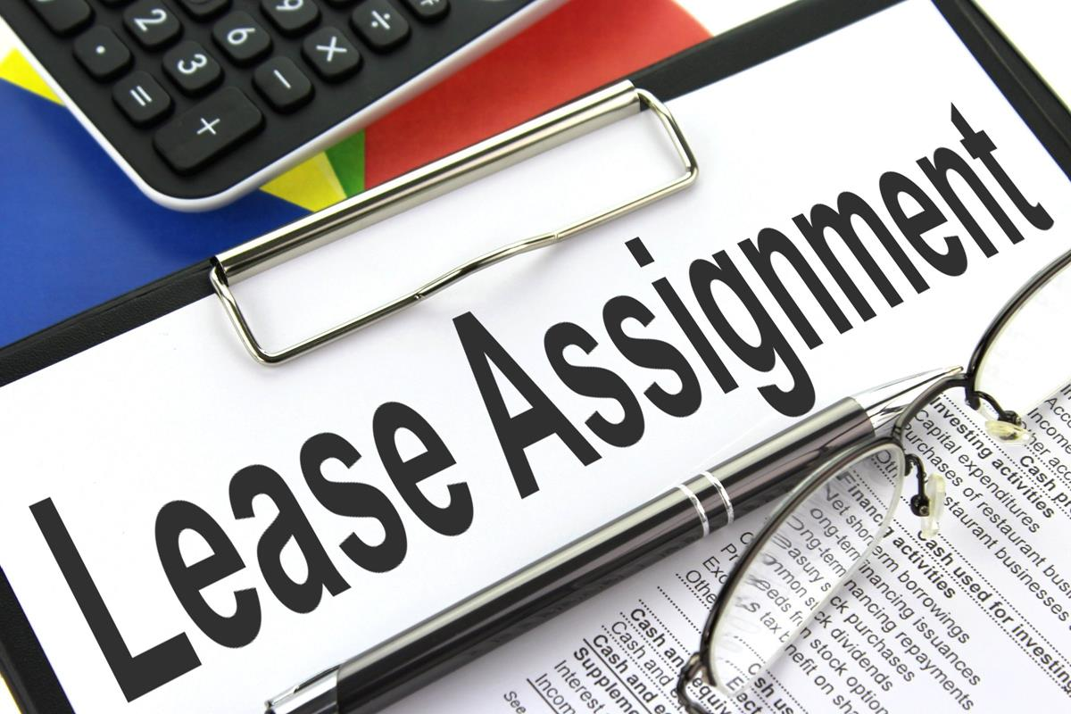 Lease Assignment