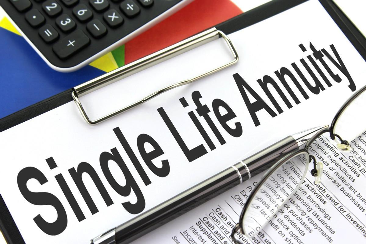 Single Life Annuity