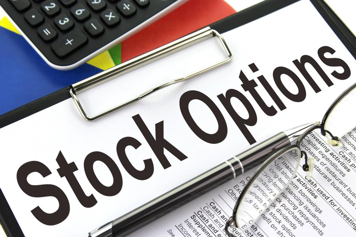 Genentech stock options