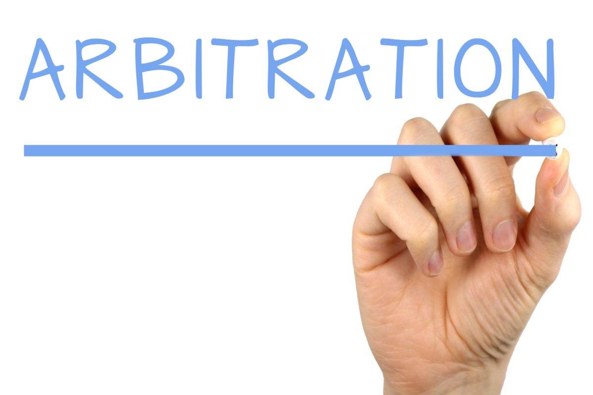 arbitration CC