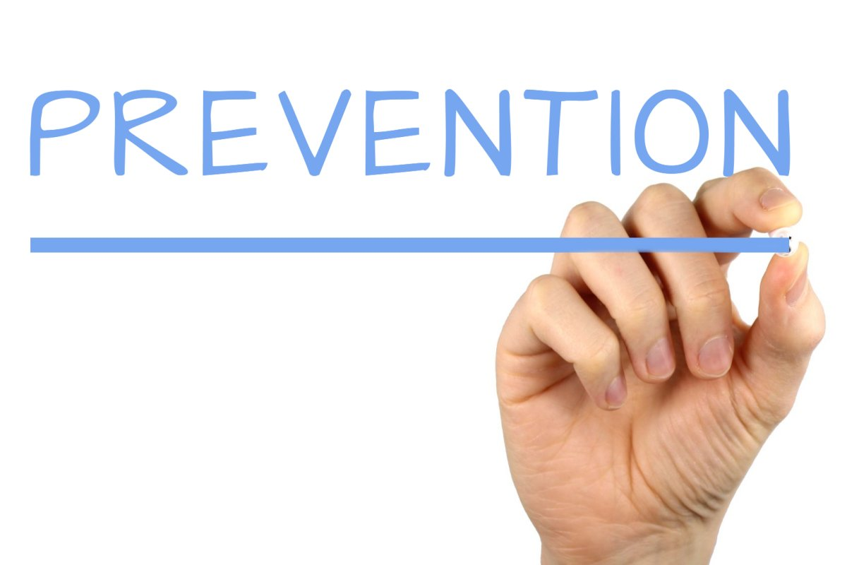 prevention handwriting image