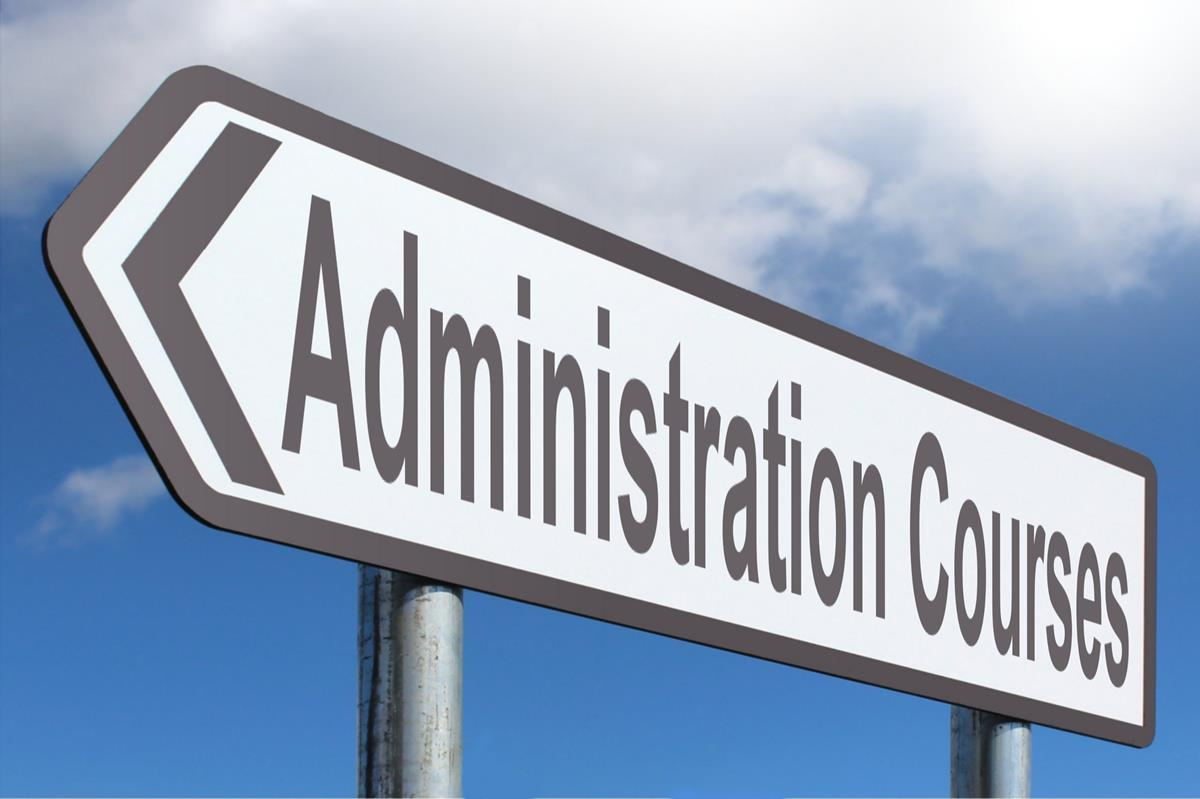 Administration Courses