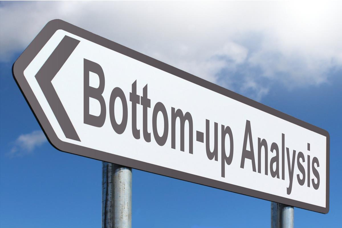 Bottom Up Analysis