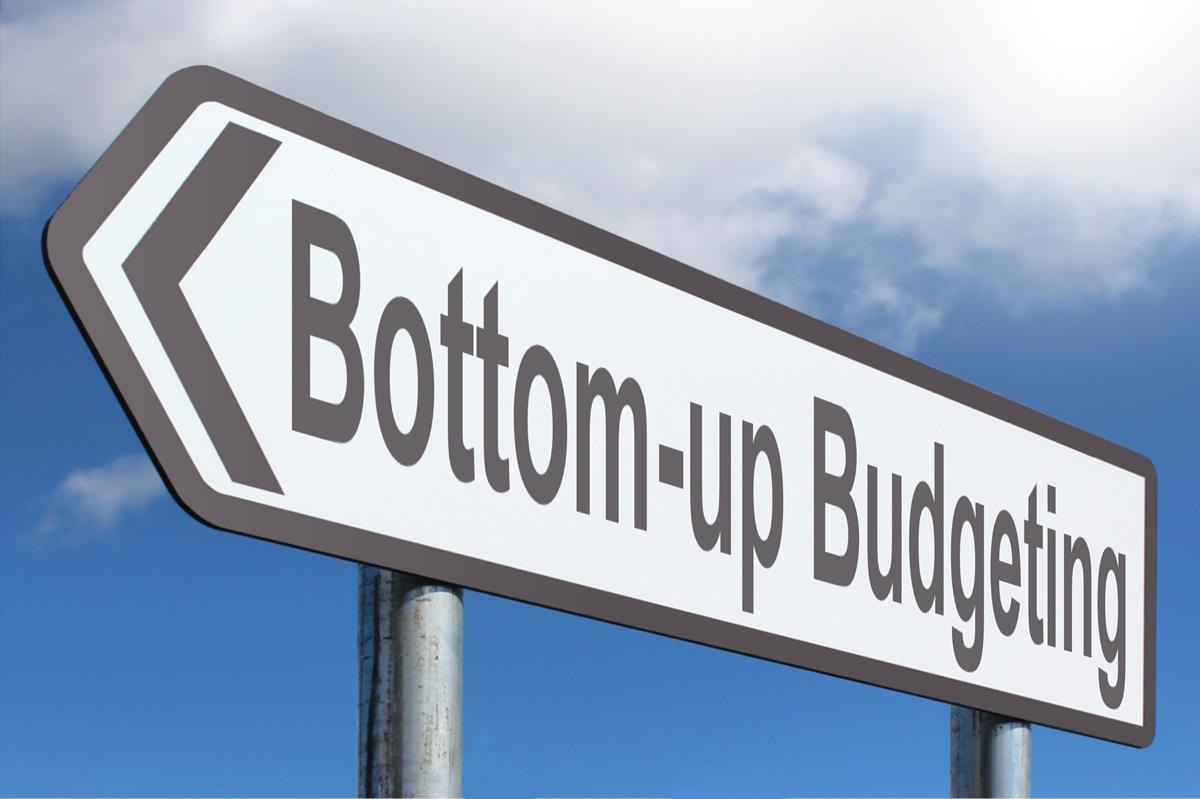 Bottom Up Budgeting