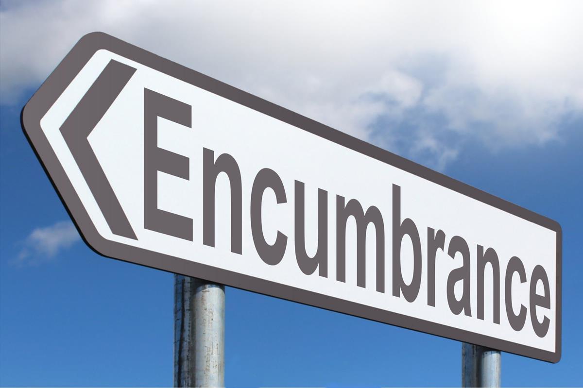 Encumbrance