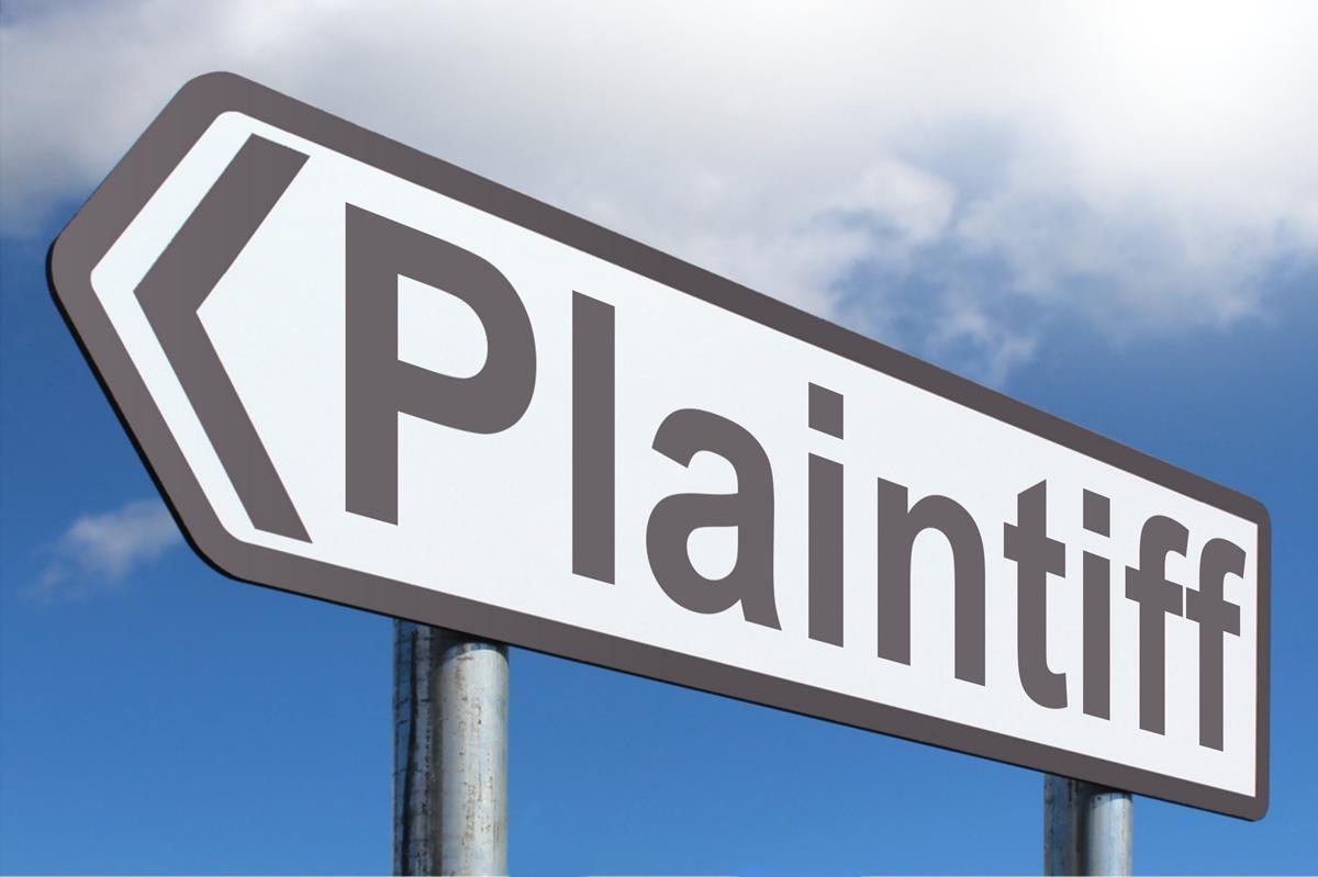 Plaintiff