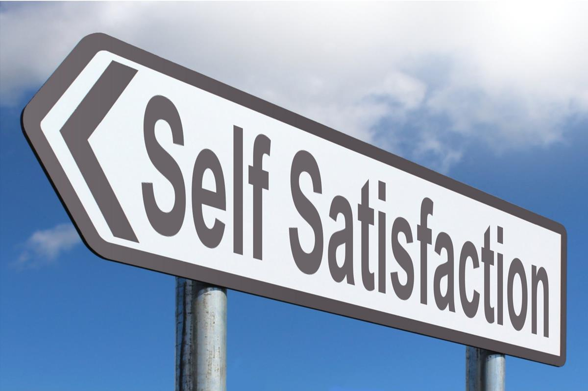 Self Satisfaction