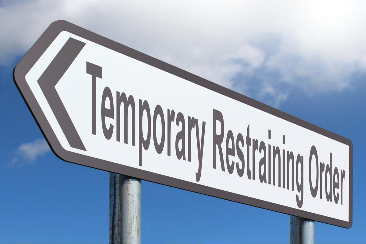 Temporary Restraining Order